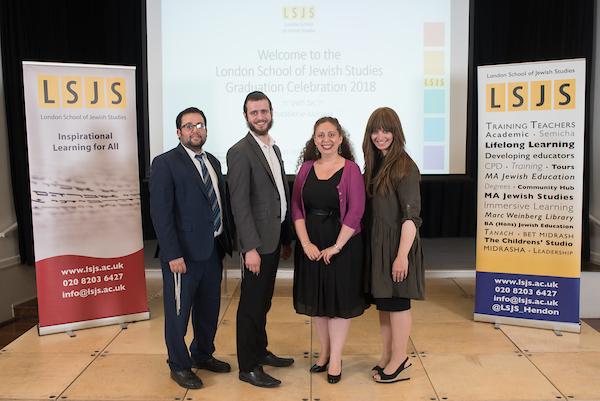LSJS Teacher Training and Degree Graduation 2018 : London